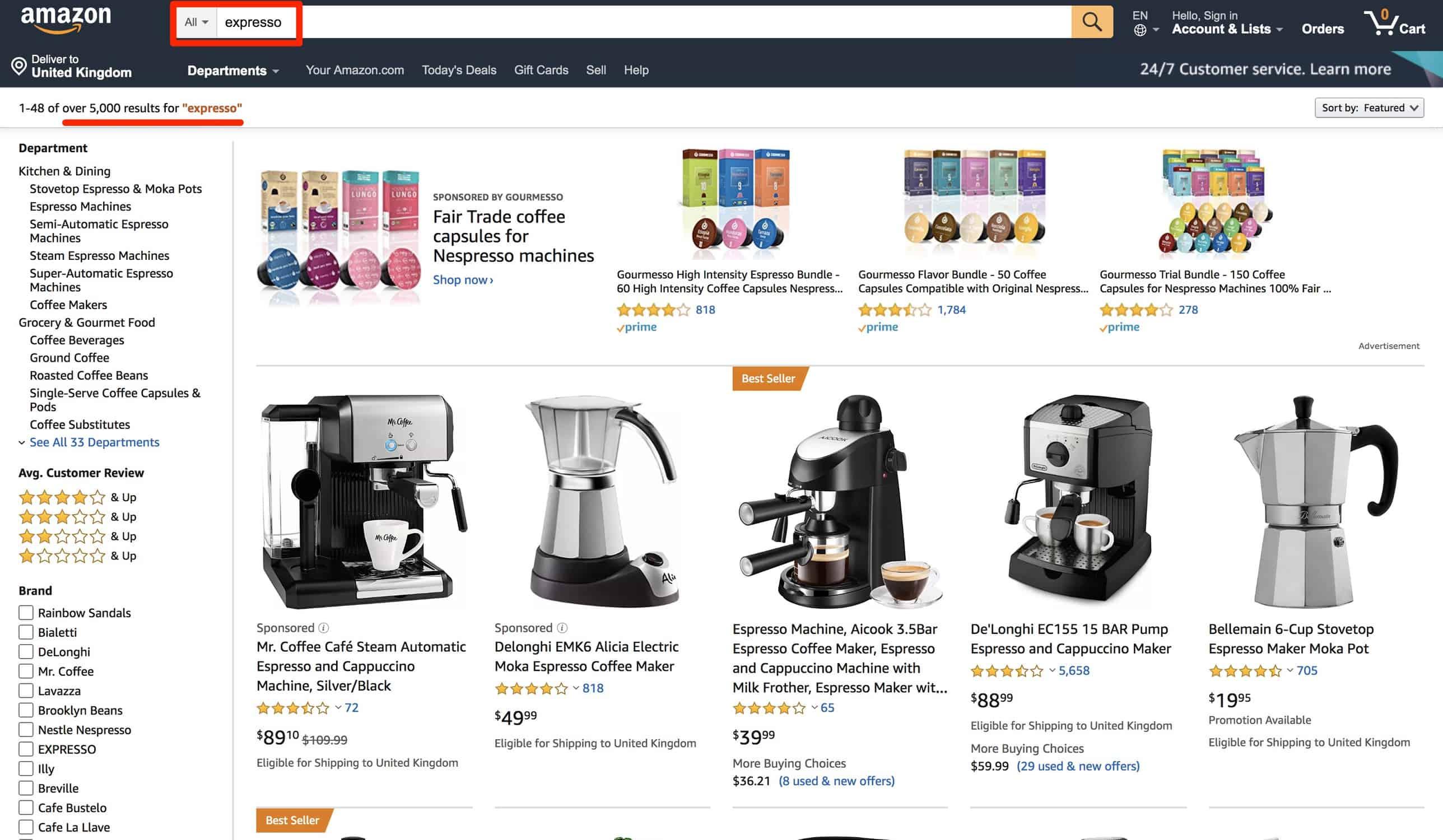 Misspell Amazon H10