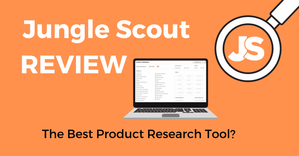 Product Research Tool Jungle Scout