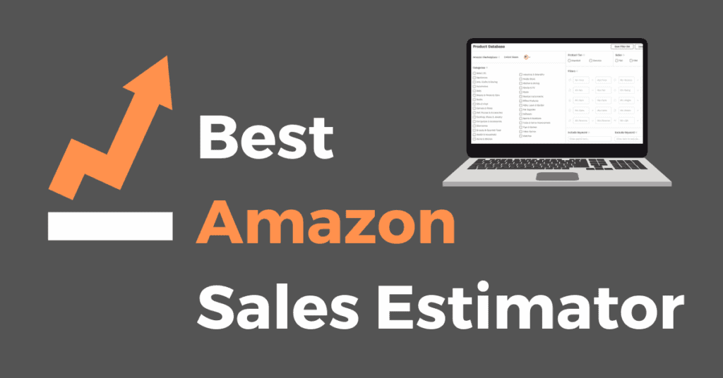 Top Amazon Sales Estimator