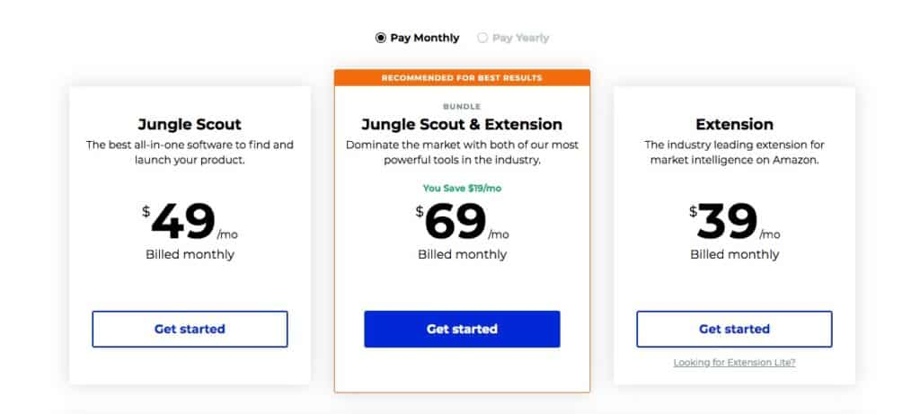 Jungle Scout Software Discount