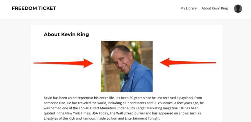 Kevin King Amazon Freedom Ticket Course Review