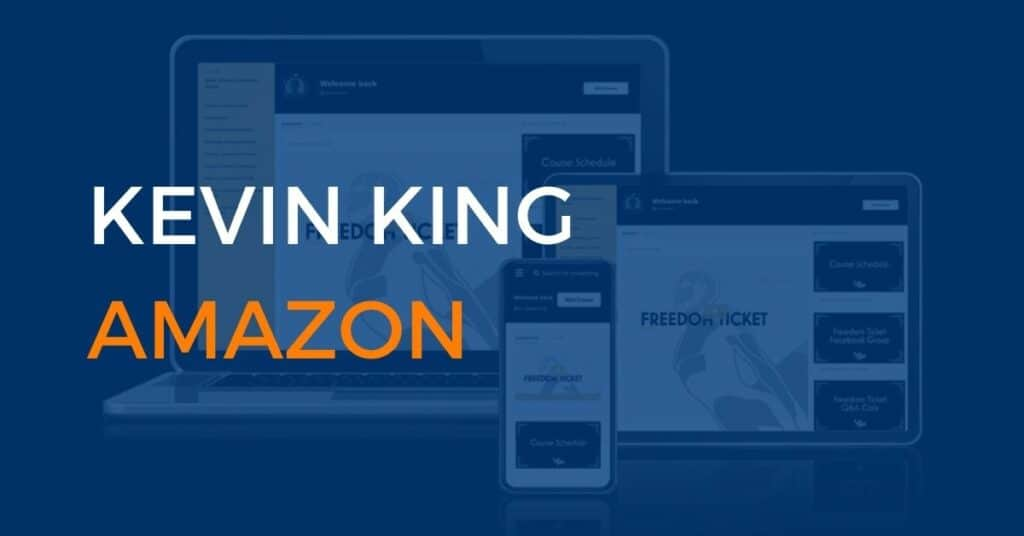 Kevin King Amazon Seller Mastermind