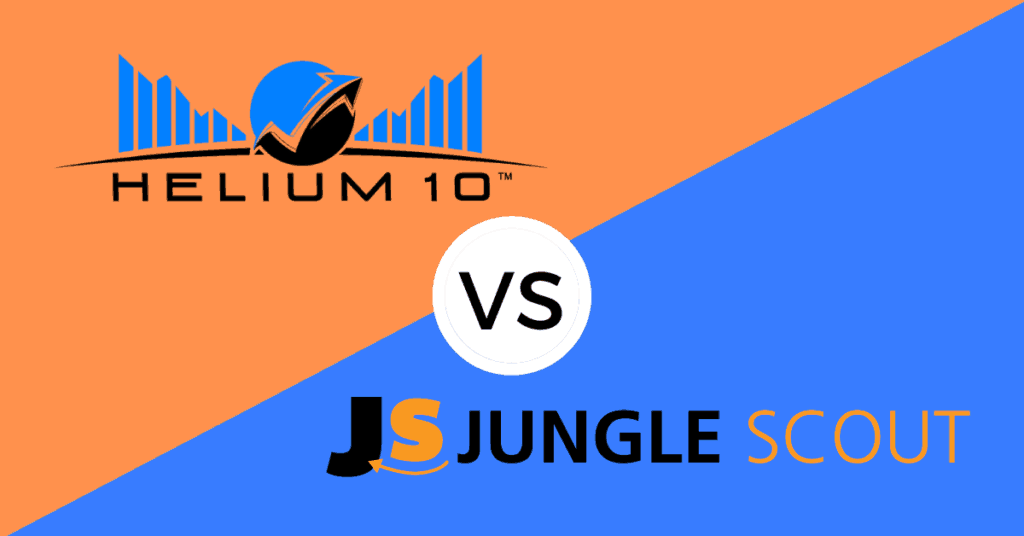Helium 10 Vs Jungle Scout The Best