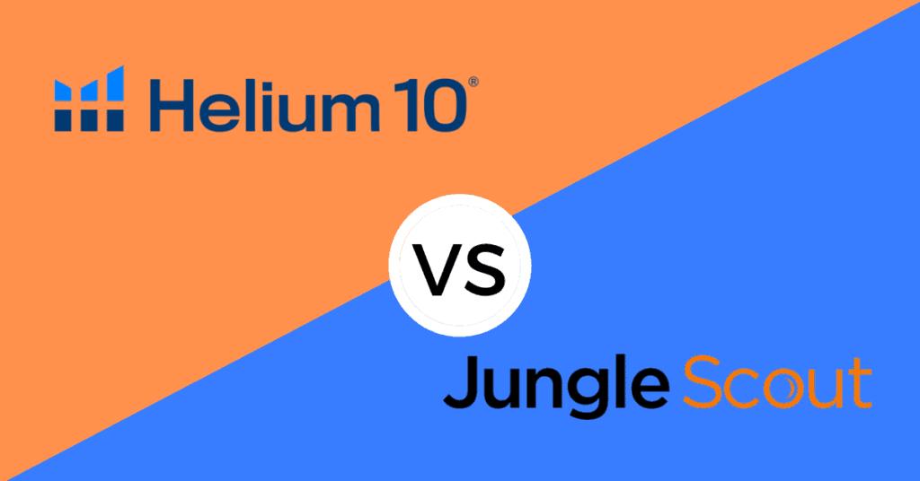 Helium 10 Vs Jungle Scout