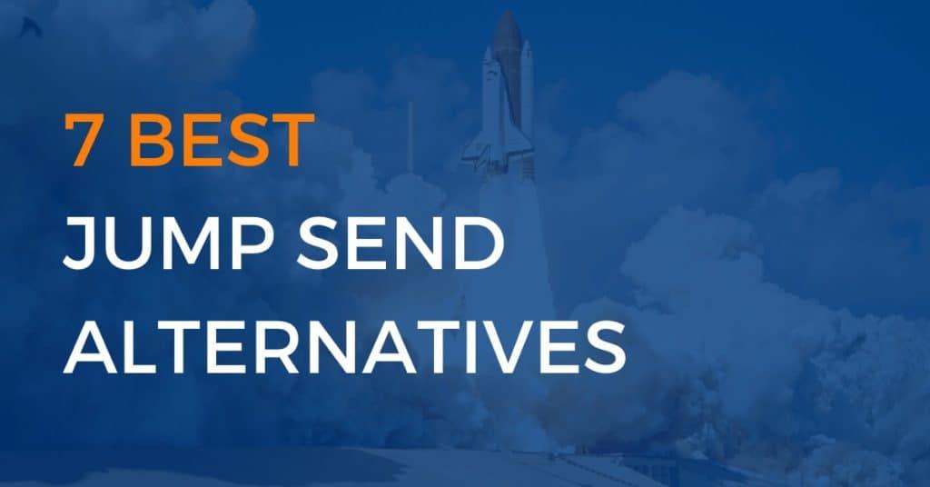 jump send alternative
