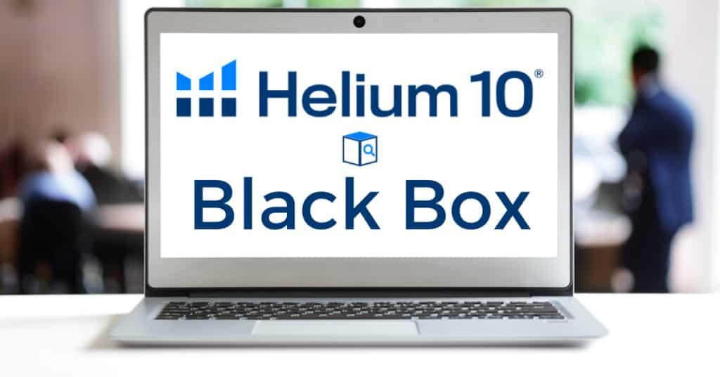 Helium 10 Black Box Review