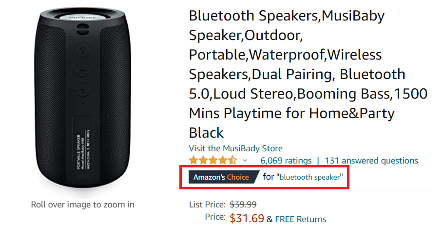 amazon choice vs best seller