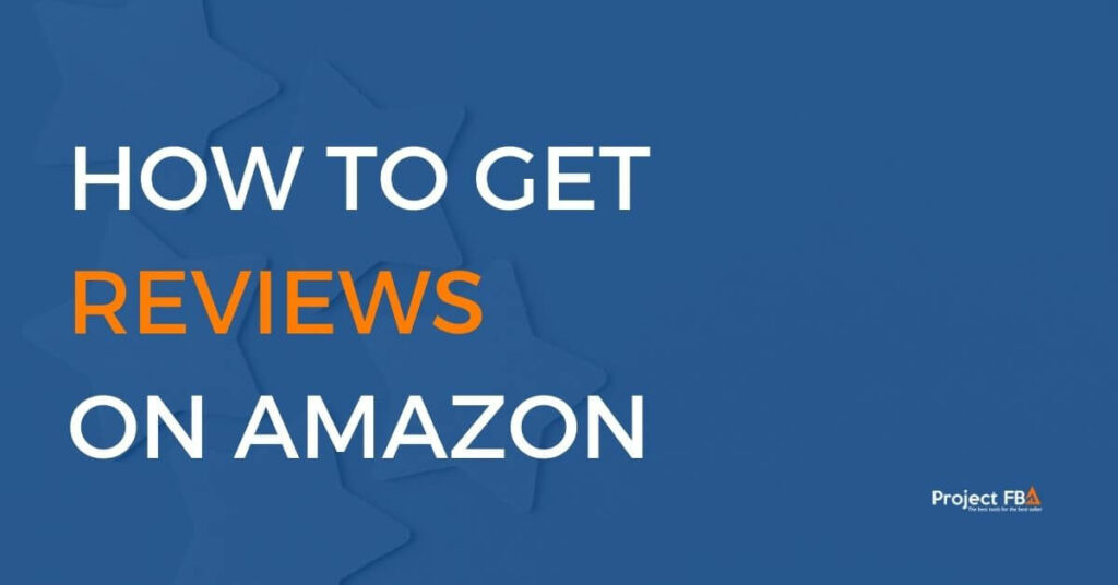 how to get reviews on amazon